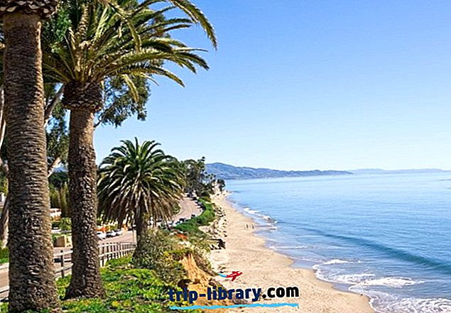 9 nejlepších plážových resortů v Santa Barbara