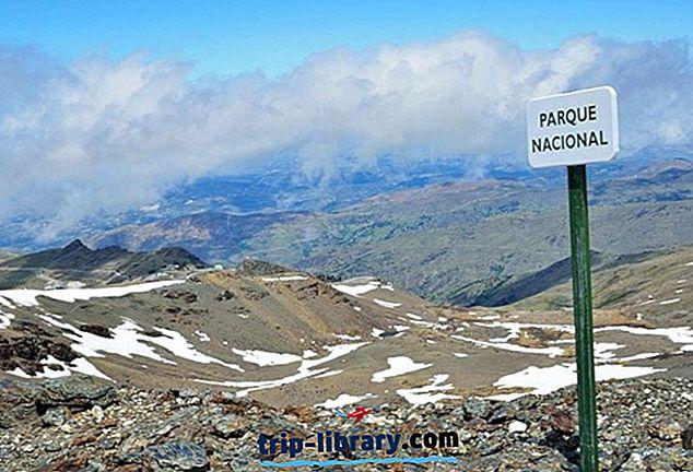 10 مناطق الجذب السياحي الأعلى تقييما في جبال سييرا نيفادا في اسبانيا