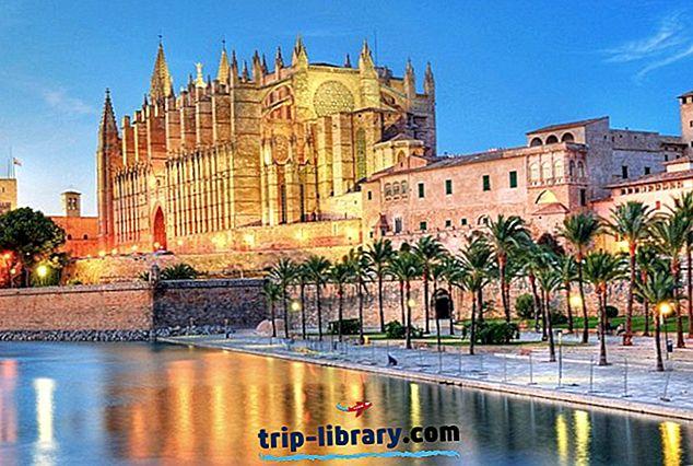 12 mest populære turistattraktioner i Mallorca (Mallorca)
