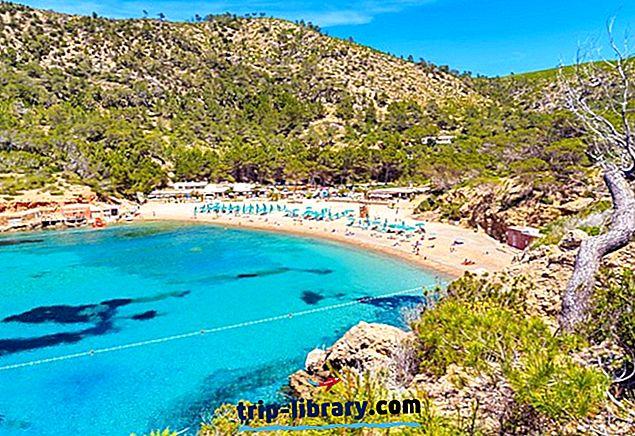 12 praias melhor avaliadas em Ibiza