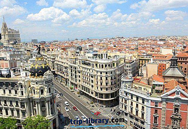 Tempat tinggal di Madrid: Kawasan & Hotel Terbaik, 2019