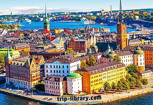 Boende i Stockholm: Bästa områden och hotell, 2019