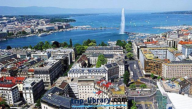 Übernachtungsmöglichkeiten in Genf: Best Areas & Hotels, 2018
