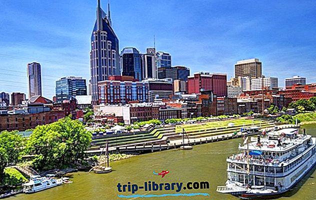 Var att bo i Nashville: Bästa områden och hotell, 2019