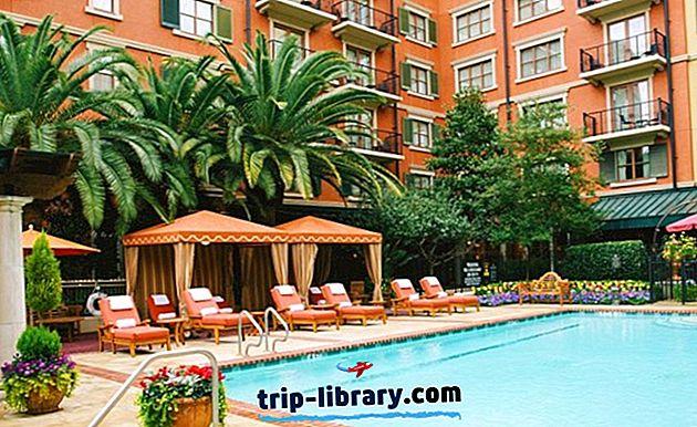 8 erstklassige Resorts in Houston