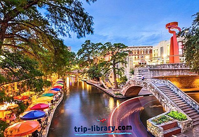 Tempat tinggal di San Antonio: Kawasan & Hotel Terbaik, 2018