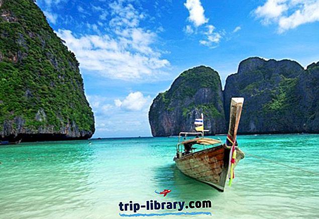 14 Nejlépe hodnocené turistické atrakce na ostrově Phuket