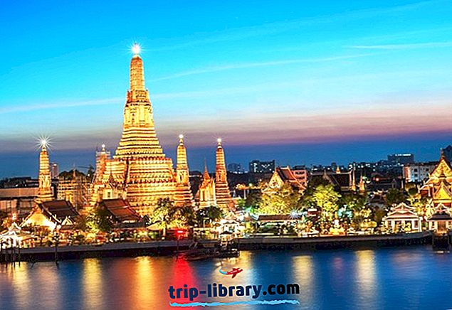 Dónde alojarse en Bangkok: Mejores áreas y hoteles, 2018