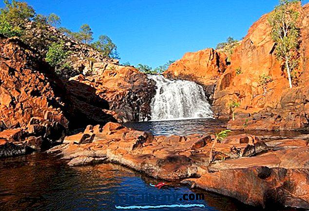 Návštěva národního parku Kakadu od Darwinu: Atrakce, tipy a výlety