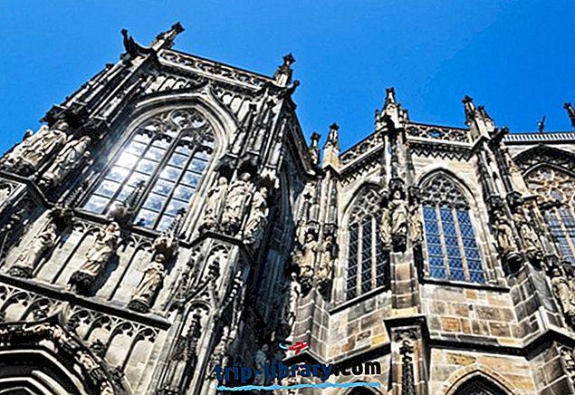 12 mest populære turistattraktioner i Aachen