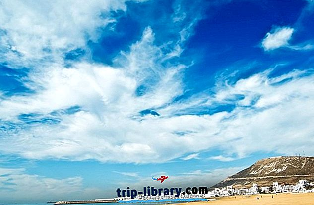 11 Topprangerte turistattraksjoner i Agadir