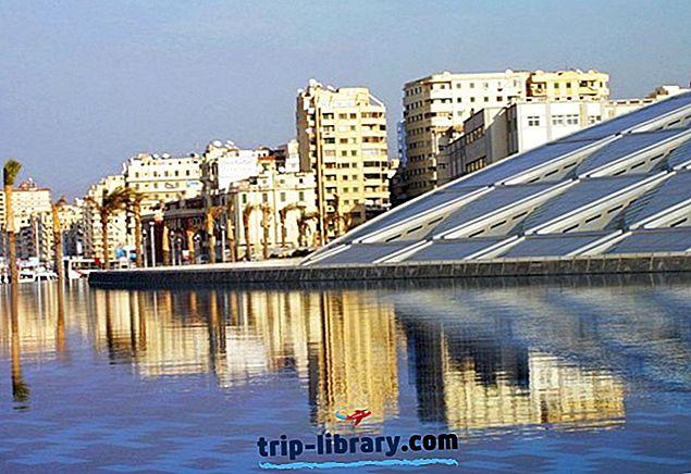 17 topp attraksjoner i Alexandria og enkle dagsturer