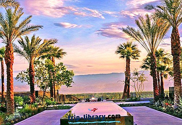16 labākās viesnīcas Palm Springs