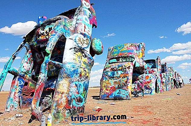 11 Bedst bedømte ting at gøre i Amarillo, Texas