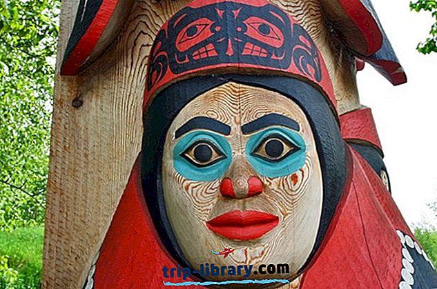 12 مناطق الجذب السياحي الأعلى تصنيفا في مرسى ، ألاسكا