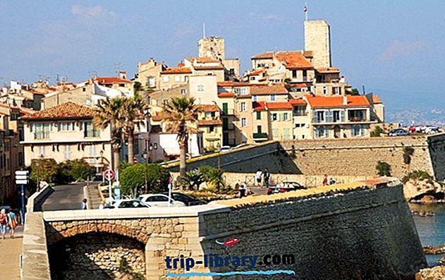 16 Nejlépe hodnocené turistické atrakce ve městě Antibes-Juan-les-Pins