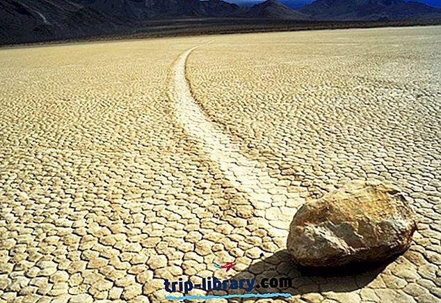 أعلى 10 أماكن الجذب في منطقة صحراء كاليفورنيا