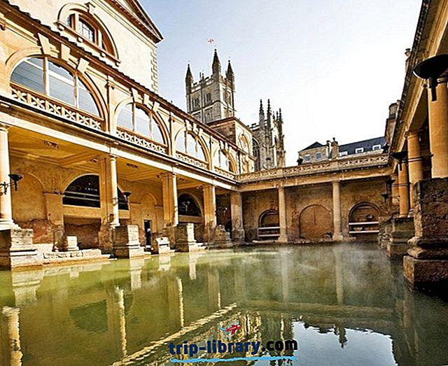 16 attrazioni turistiche top-rated a Bath