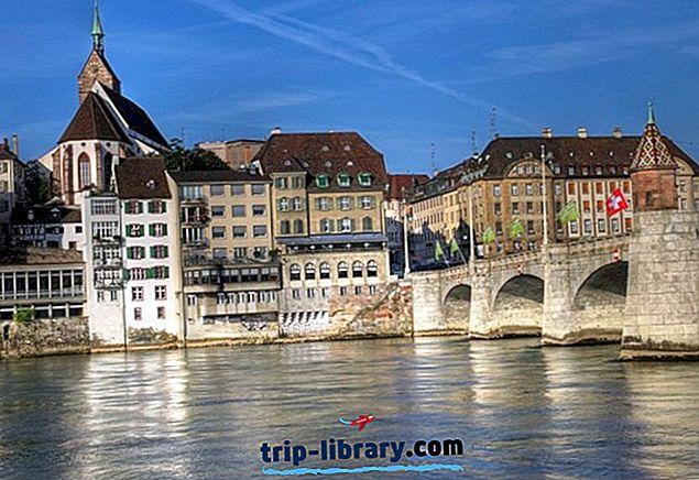 16 populaarseimat turismiobjektit Baseli & Easy Day Tripsi ajal