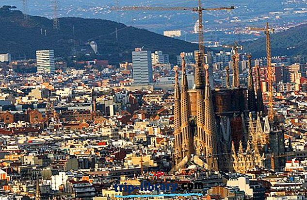 14 Top-bewertete Touristenattraktionen in Barcelona