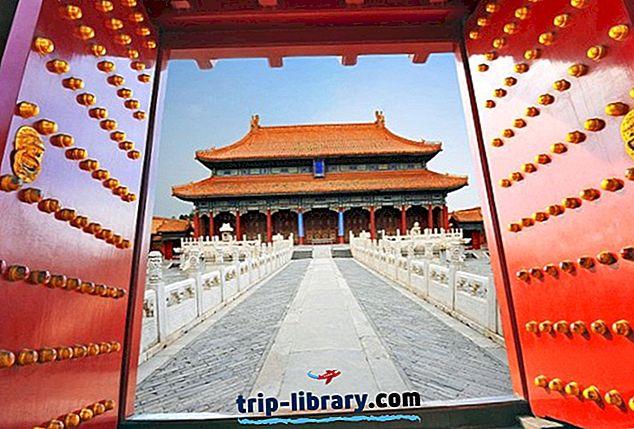 17 populiariausių lankytinų vietų Pekine