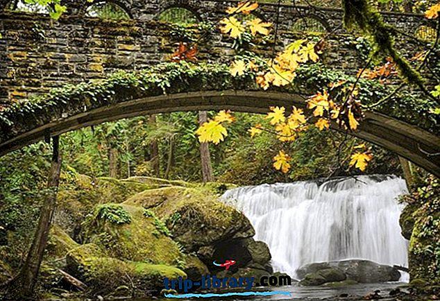 Nejlépe hodnocené turistické cíle a památky Bellingham