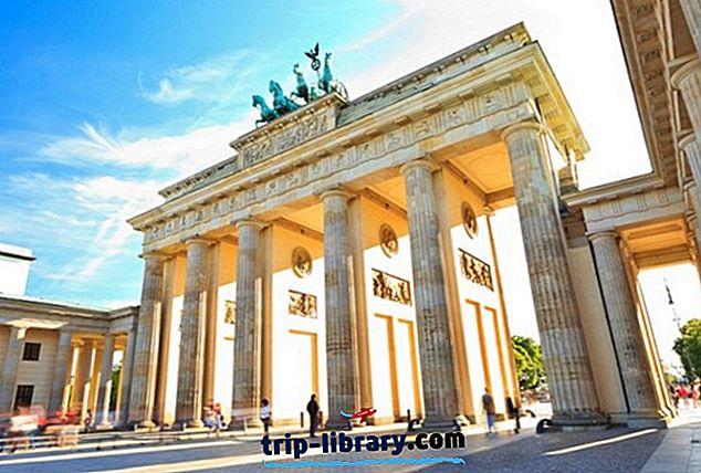 15 populaarsemaid vaatamisväärsusi Berliinis
