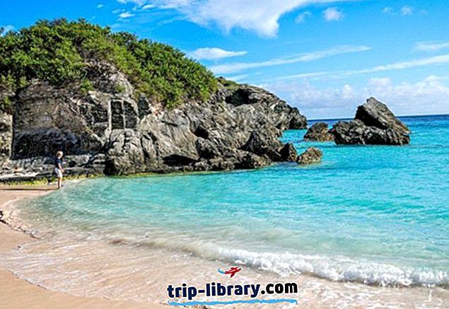14 Nejlépe hodnocené turistické atrakce na Bermudách