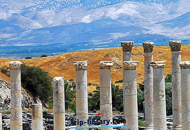 Beit Shean'ı Keşfetmek: Bir Ziyaretçi Kılavuzu